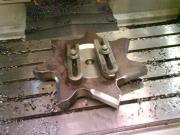 Výroba nosiče na CNC obráběcím centru