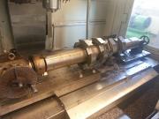 Frézování rotoru na CNC frézce VMF1000