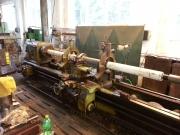 Oprava hydraulického válce na soustruhu SU90