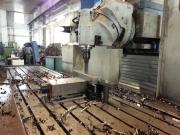 Vrtání příložek na CNC frézce FFQ100
