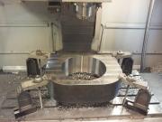 Frézování díry pro ložisko na CNC obráběcím centru