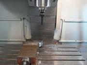 Frézování krytky na rotor drtiče