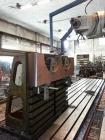 Frézování desek z materiálu Hardox na úhelnících  na CNC frézce FFQ100